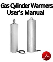 Cylinder Warmers